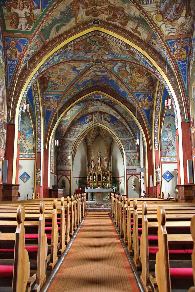 St Lucia Eschfeld