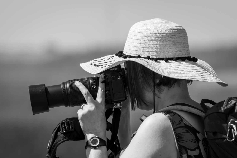 Die Fotografin (Guenter)