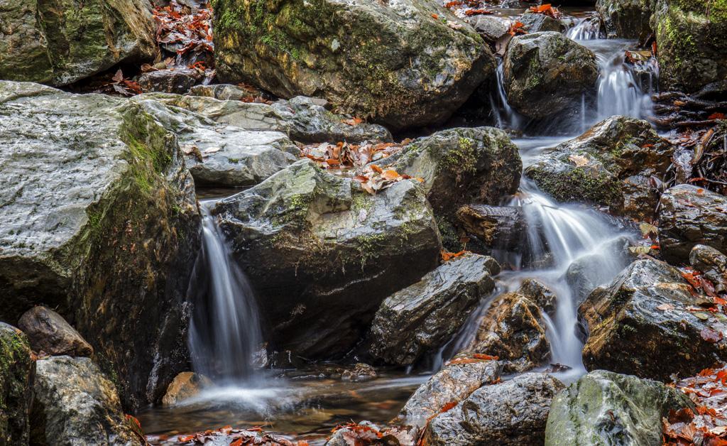Wasserfall am Ninglinspo