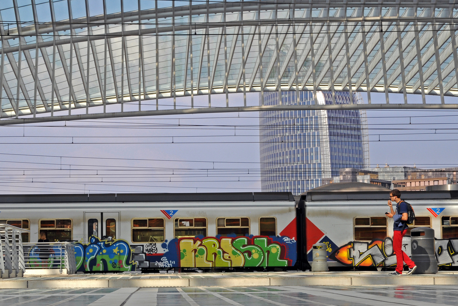 Bahnhof Guillemain