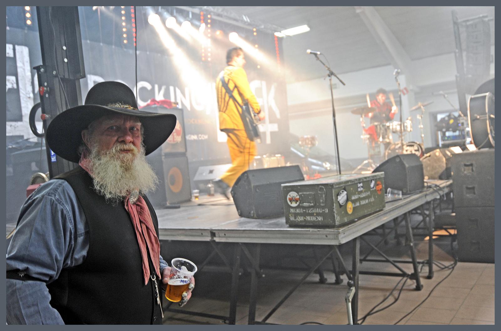 Der Alte Mann und das Bier