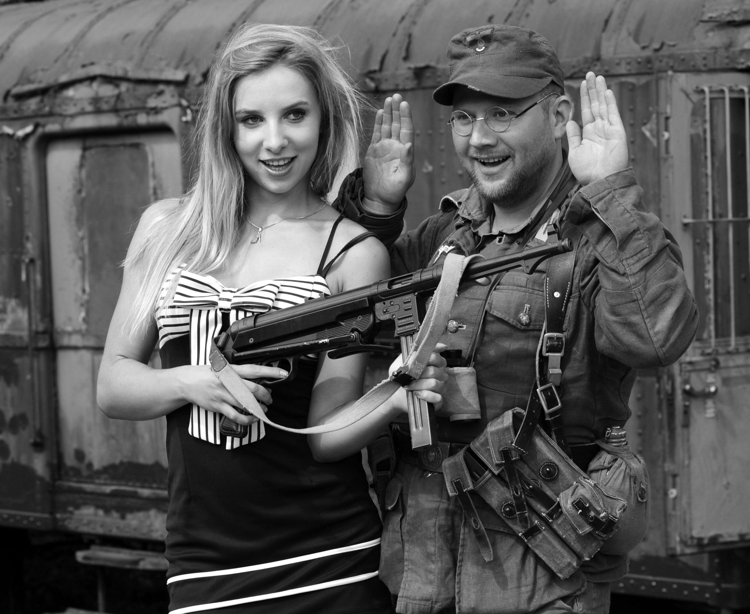 Soldaten Braut